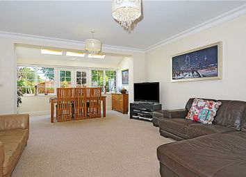 Thumbnail 5 bed semi-detached house for sale in Brackendale Close, Englefield Green, Egham