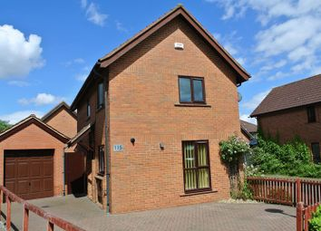 Thumbnail 3 bedroom detached house for sale in Khasiaberry, Walnut Tree, Milton Keynes