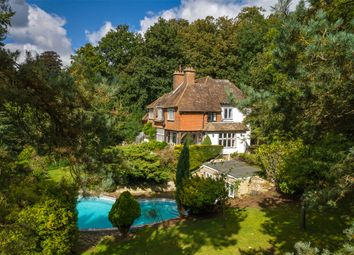 Thumbnail 5 bed detached house for sale in Coopers Hill Road, Nutfield, Redhill, Surrey