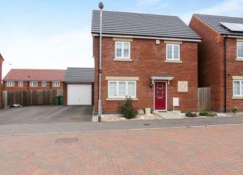 3 bed detached house for sale in Peters Close, Enderby, Leicester LE19