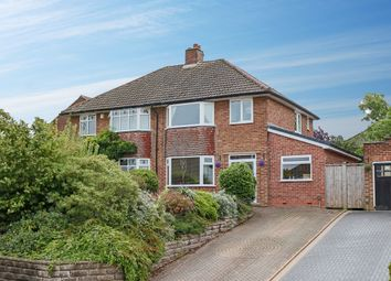 Thumbnail 3 bedroom semi-detached house for sale in Braces Lane, Marlbrook, Bromsgrove