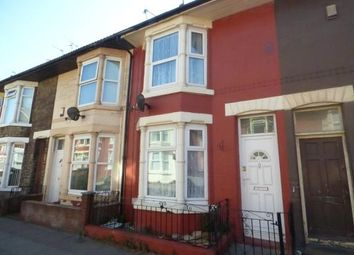 Thumbnail 2 bed terraced house for sale in Cambridge Road, Bootle, Liverpool, Merseyside