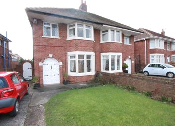 Thumbnail 3 bed semi-detached house to rent in Preston New Road, Blackpool
