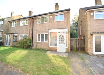 Thumbnail 3 bed semi-detached house for sale in Springfield Avenue, Swanley, Kent
