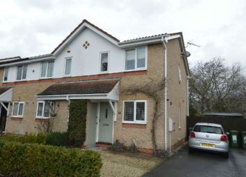 Thumbnail 2 bedroom semi-detached house for sale in Tom Paine Close, Thorpe Astley, Leicester