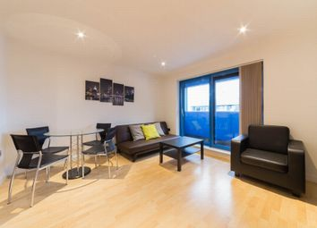Thumbnail 1 bedroom flat to rent in Westgate Apartments, 14 Western Gateway, London, London