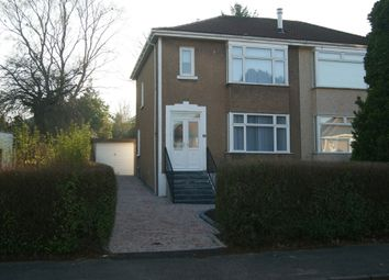 Thumbnail 3 bed semi-detached house to rent in Speirs Road, Bearsden