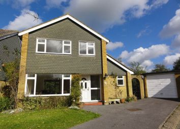 Thumbnail 3 bed detached house to rent in Dukes Close, Cranleigh