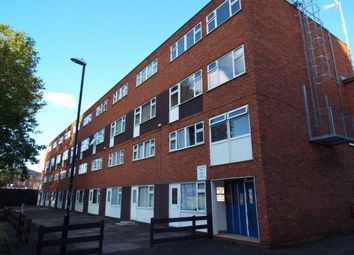 Thumbnail 4 bed flat for sale in John Tofts House, Leicester Row, Coventry, West Midlands