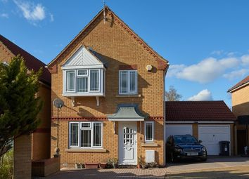 Thumbnail 4 bedroom detached house for sale in Packington Close, Swindon, Wiltshire