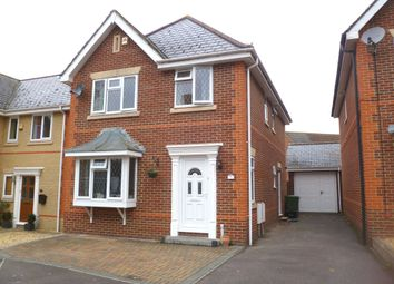 Thumbnail 4 bed detached house for sale in Ebor Gardens, Calne