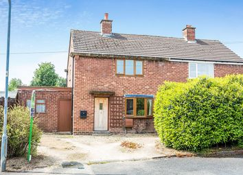 Thumbnail 2 bed semi-detached house to rent in Edwin Crescent, Bromsgrove
