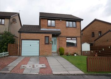 Thumbnail 3 bed detached house for sale in Medrox Gardens, Cumbernauld, Glasgow