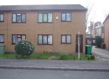 Thumbnail 2 bedroom maisonette to rent in Vernon Park Drive, Old Basford, Nottingham