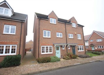 Thumbnail 3 bed semi-detached house to rent in Fulmar Crescent, Bracknell