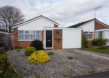 Thumbnail 2 bed detached bungalow for sale in Wharton Avenue, Solihull