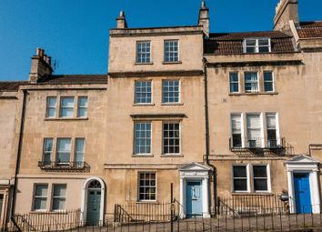 Thumbnail 5 bedroom terraced house for sale in Belvedere, Bath