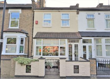 Thumbnail 3 bed terraced house for sale in Roberts Road, London