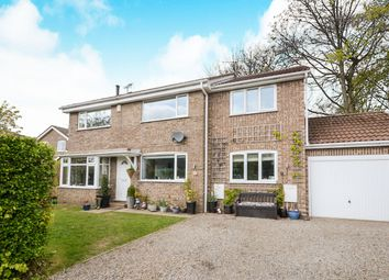 Thumbnail 5 bedroom detached house for sale in Arthur Place, Skelton, York