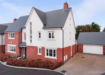 Thumbnail 5 bed detached house for sale in Ty Gwyn Gardens, Penylan, Cardiff