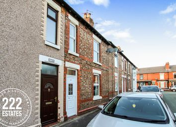 Thumbnail 3 bed terraced house to rent in Bostock Street, Warrington
