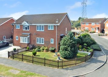 Thumbnail 3 bed semi-detached house for sale in Langney Drive, Ashford, Kent