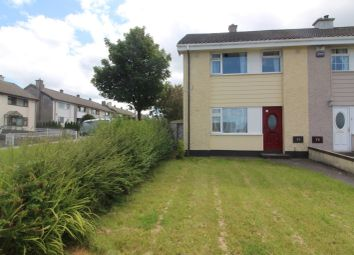 Thumbnail 3 bed end terrace house for sale in 71 Rahylin Glebe, Ballybane, Galway City