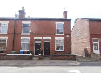 Thumbnail 2 bed terraced house for sale in Vienna Road, Stockport