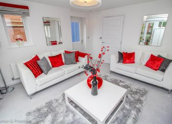Thumbnail 3 bedroom detached house for sale in The Moorings, City Centre, Show Home