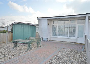 Thumbnail 2 bed property for sale in Lilac Avenue, Bel Air Chalet Estate, St. Osyth, Clacton-On-Sea