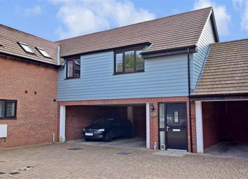 Thumbnail 2 bed link-detached house for sale in Teddington Drive, West Malling, Kent