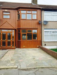 Thumbnail 3 bed terraced house for sale in Applegrath Drive, Ilford