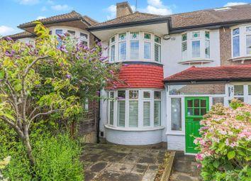 Thumbnail 3 bed terraced house for sale in Hillcross Avenue, Morden