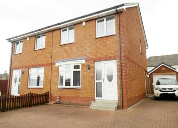 Thumbnail 3 bed semi-detached house for sale in Rowan Gardens, Larkhall