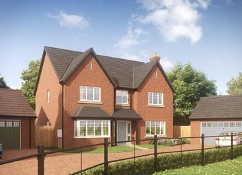 Thumbnail 5 bed detached house for sale in Earls' Keep, Off Walton Road, High Ercall, Shropshire