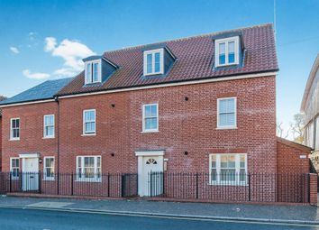 Thumbnail 1 bedroom flat for sale in Minstergate, Thetford