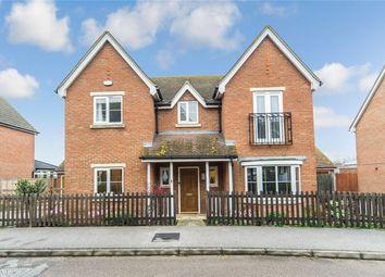 Thumbnail 4 bed detached house for sale in Sanderling Way, Iwade, Sittingbourne