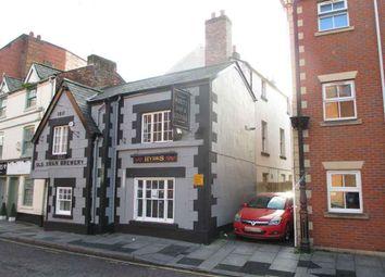Thumbnail Pub/bar for sale in Abbot Street, Wrexham