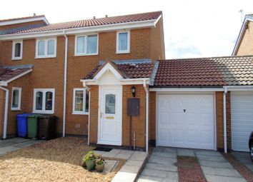 Thumbnail 2 bed terraced house for sale in Priory Park, Amble, Morpeth
