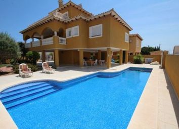Thumbnail 4 bed villa for sale in Spain, Valencia, Alicante, Cabo Roig