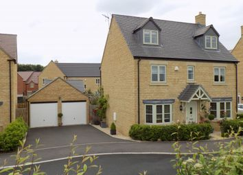 Thumbnail 5 bed detached house for sale in Halifax Way, Moreton In Marsh, Gloucestershire