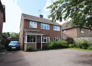 Thumbnail 3 bed detached house for sale in The Street, Ewhurst, Cranleigh