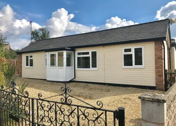 Thumbnail 4 bed detached bungalow to rent in Clehonger, Hereford