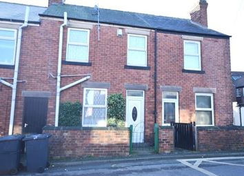 Thumbnail 2 bed terraced house for sale in 6 Chapel Lane East, Hasland, Chesterfield, Derbyshire