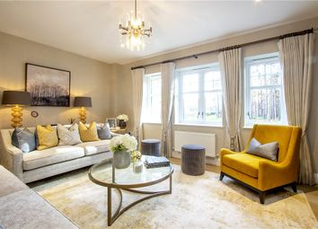 Thumbnail 4 bedroom semi-detached house for sale in Ively Road, Fleet