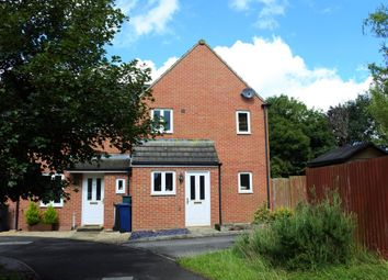 Thumbnail 1 bed end terrace house for sale in Jay Walk, Gillingham