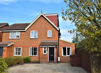4 bed semi-detached house for sale in The Carpenters, Bishop's Stortford CM23