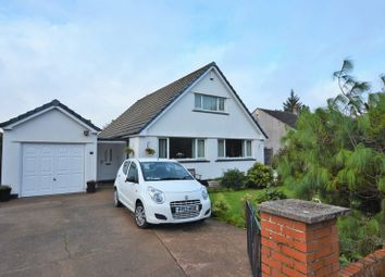 Thumbnail 4 bed detached bungalow for sale in Moor Road, Stainburn, Workington