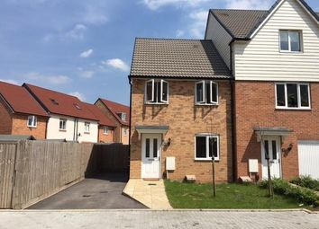 Thumbnail 3 bedroom end terrace house to rent in Sovereign Place, Hatfield