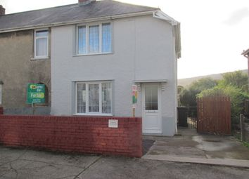 Thumbnail 3 bed semi-detached house for sale in Penmark Row, Hirwaun, Aberdare